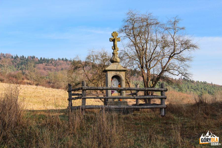 Kapliczka w Nieznajowej