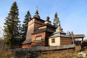 Cerkiew w Wołowcu pod wezwaniem Opieki Bogurodzicy