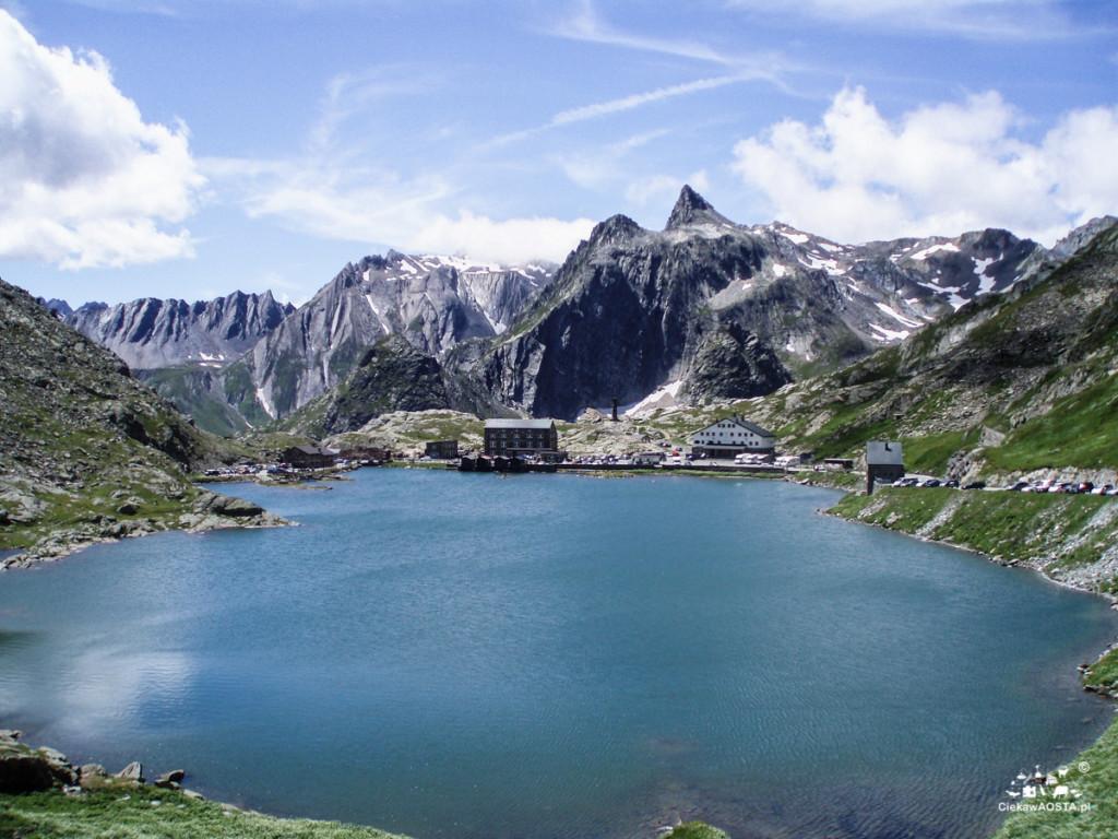 Przełęcz Świętego Bernarda