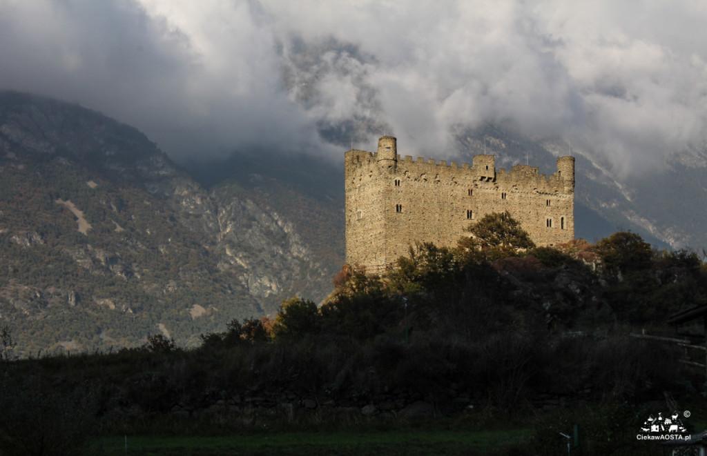Zamek wUssel