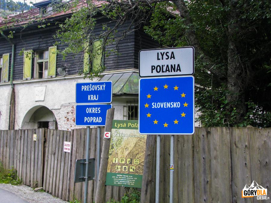 Łysa Polana
