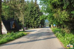 Dojazd do Doliny Chochołowskiej