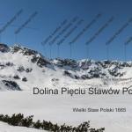 Otoczenie Doliny 5 Stawów Polskich
