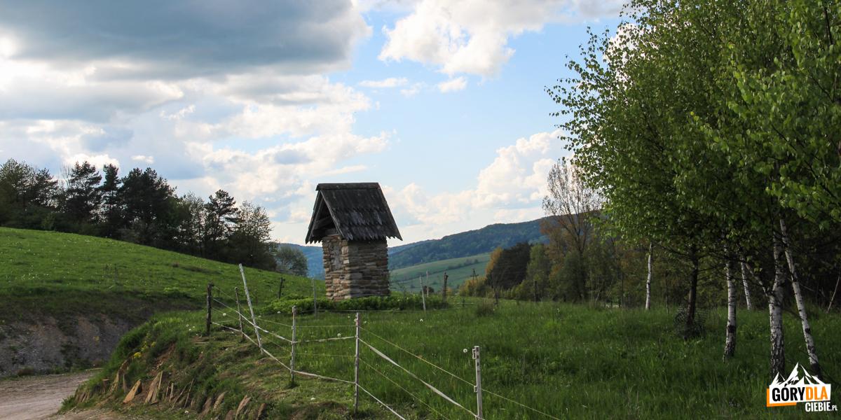 Kapliczka przy Farfurni