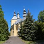 Tylawa - cerkiew Narodzenia NMP (1787 r.)