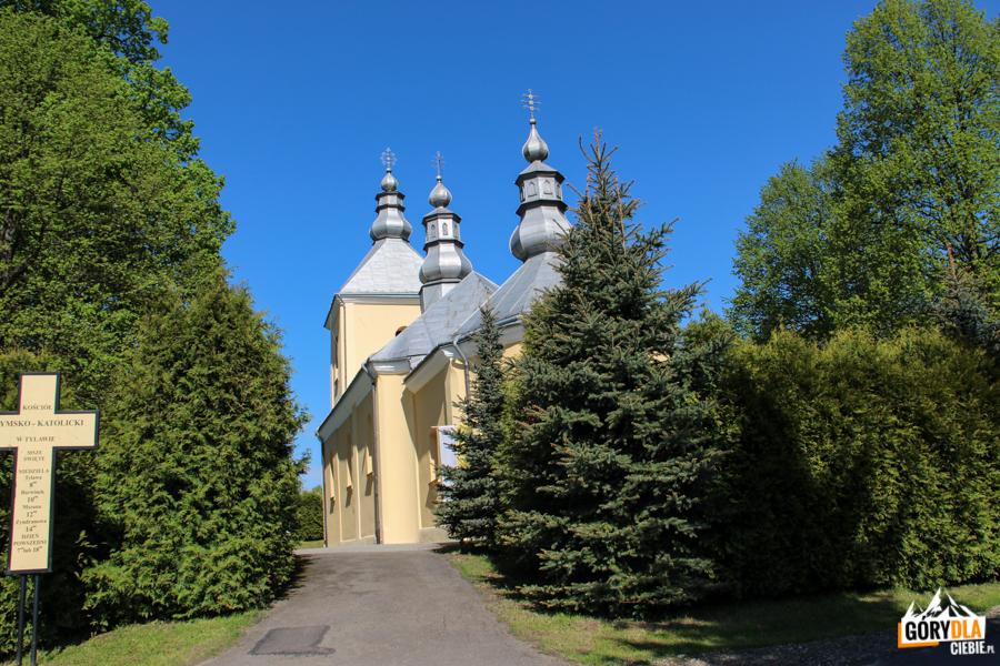 Tylawa - cerkiew Narodzenia NMP (1787r.)