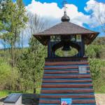 Pomnik upamiętniający nieistniejącą dzisiaj wieś Smereczne