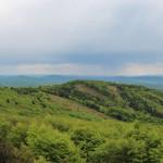 Baranie - panorama z wieży widokowej