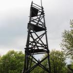 Baranie - wieża widokowa