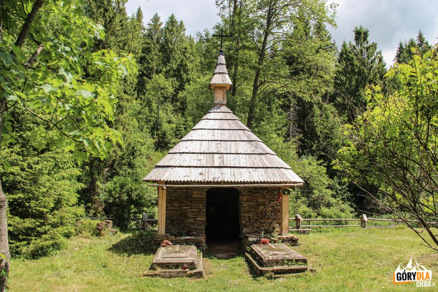 Kaplica grobowa przy grobach Klary iFranciszka Stroińskich