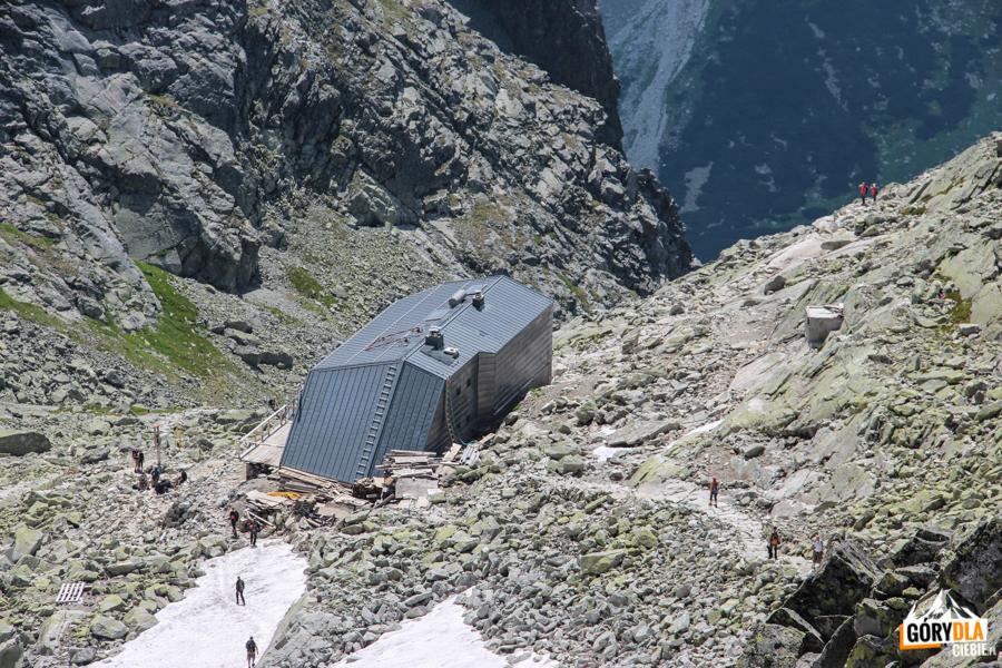 Schronisko pod Rysami (słow. Chata pod Rysmi 2250 m)