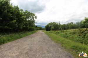 Droga do Wołosatego