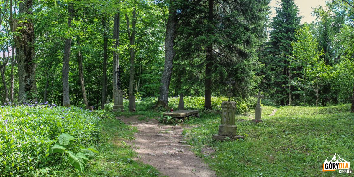 Cmentarz greckokatolicki w Berehach Górnych