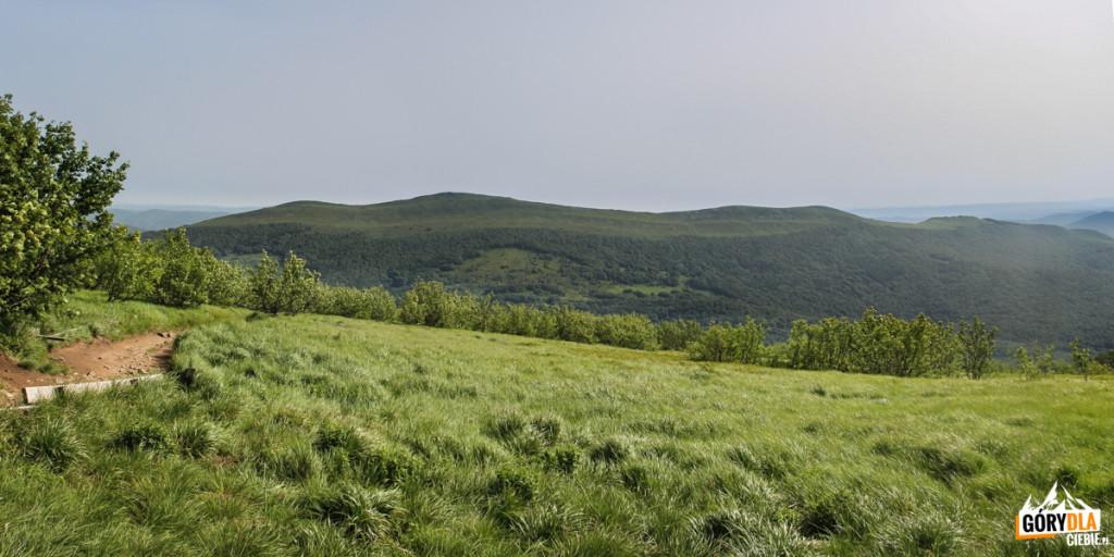 Panorama ze szczytu Małej Rawk