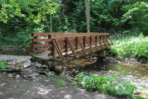 Mostek nad Rzeczycą