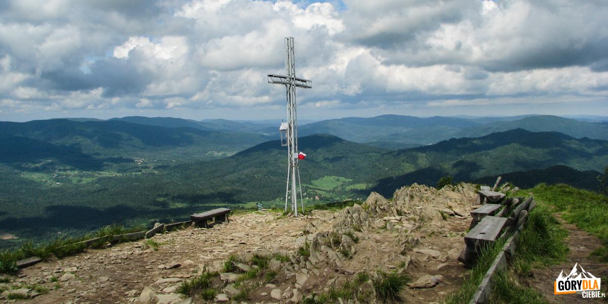 Krzyż naSmereku