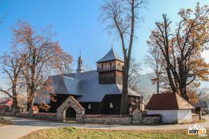 Kościół pw. świętych Szymona i Judy Tadeusza w Dobrej