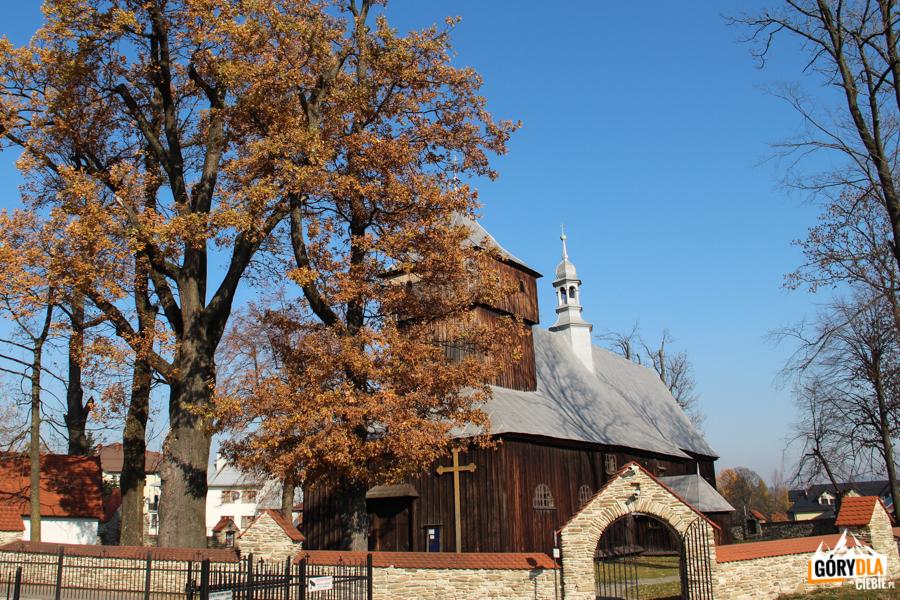 Kościół pw.świętych Szymona iJudy Tadeusza wDobrej