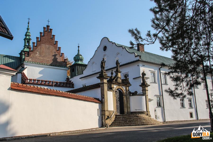 Klasztor OO. Cystersów wSzczyrzycu