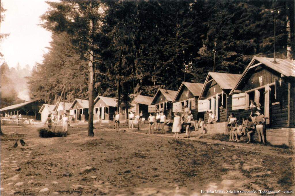 Baza Lubogoszcz - 1953r.