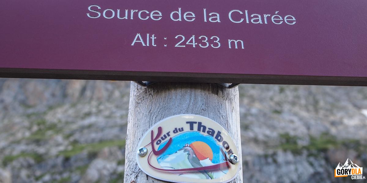 Jezioro Clarée