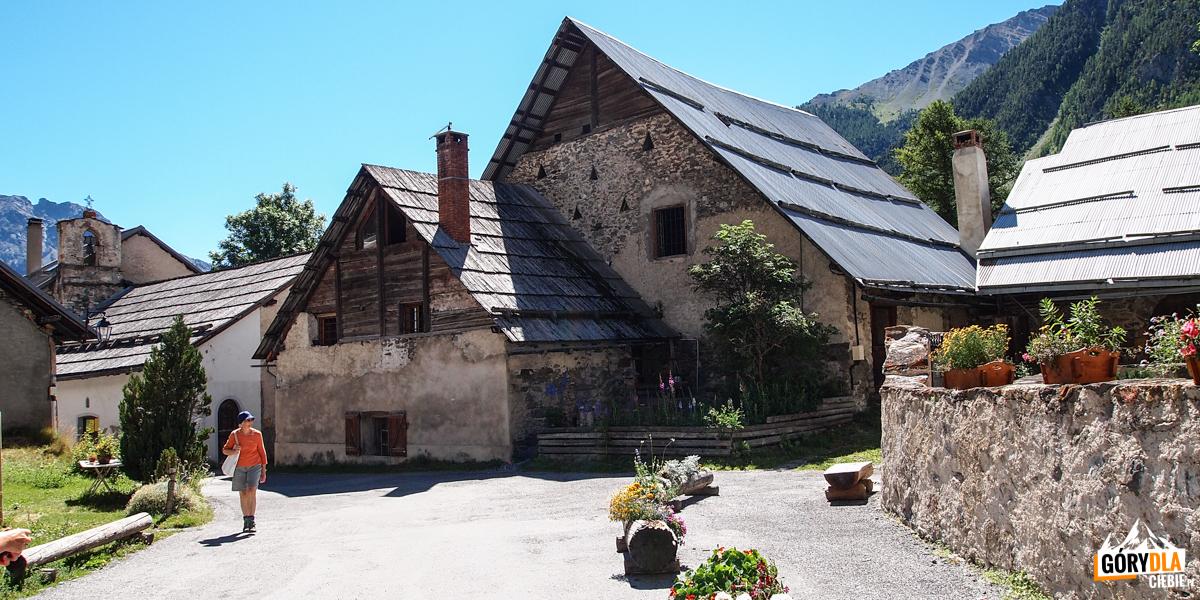 Miasteczko Névache