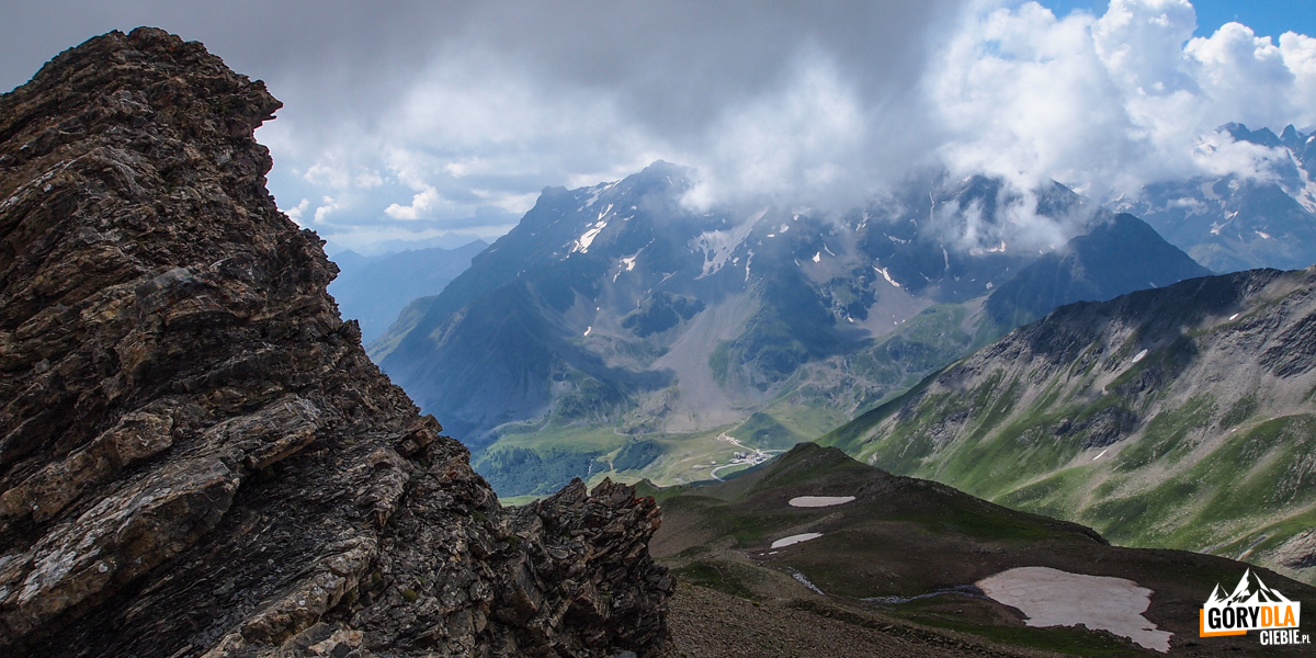 Panorama spod Pic 2816