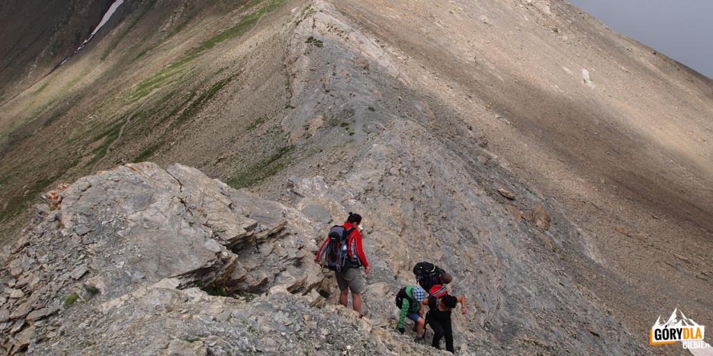 Zejście z Pic 2816