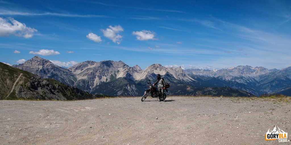 Przełęcz Basset 2424 m