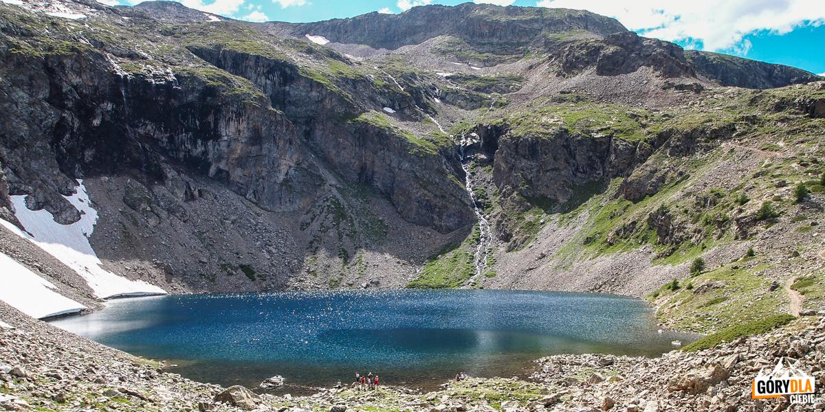 Jezioro Puy Vachier (Lac du Puy Vachier)