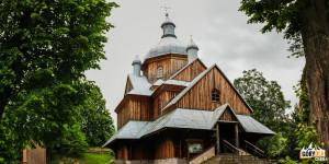 Cerkiew św.Mikołaja wHoszowie
