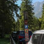 Parking pomiędzy Pri lesi a Kovinarska koča v Krmi