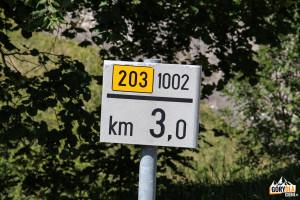 Droga na Przełęcz Predil