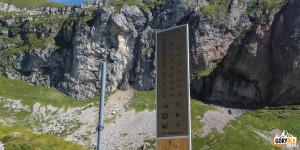 Mangartska Droga - podjazd do schroniska Koca na Mangrtskem sedlu