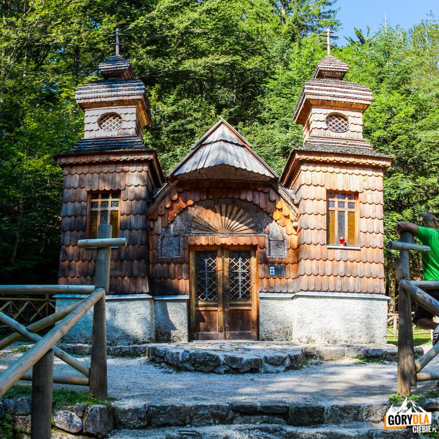 Ruska kapelica na Vršiču