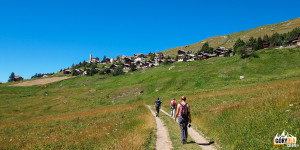 Saint Véran - najwyżej położona gmina w Europie (2042)