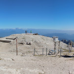 "Otoczenie schroniska ""Triglavski dom na Kredarici"" (2515 m)"