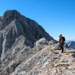 Podejście na szczyt Triglav (2864 m)