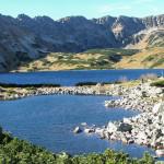 Dolina Pięciu Stawów Polskich - stawy: Mały i Wielki