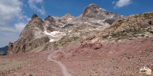 W drodze na Grand Galibier