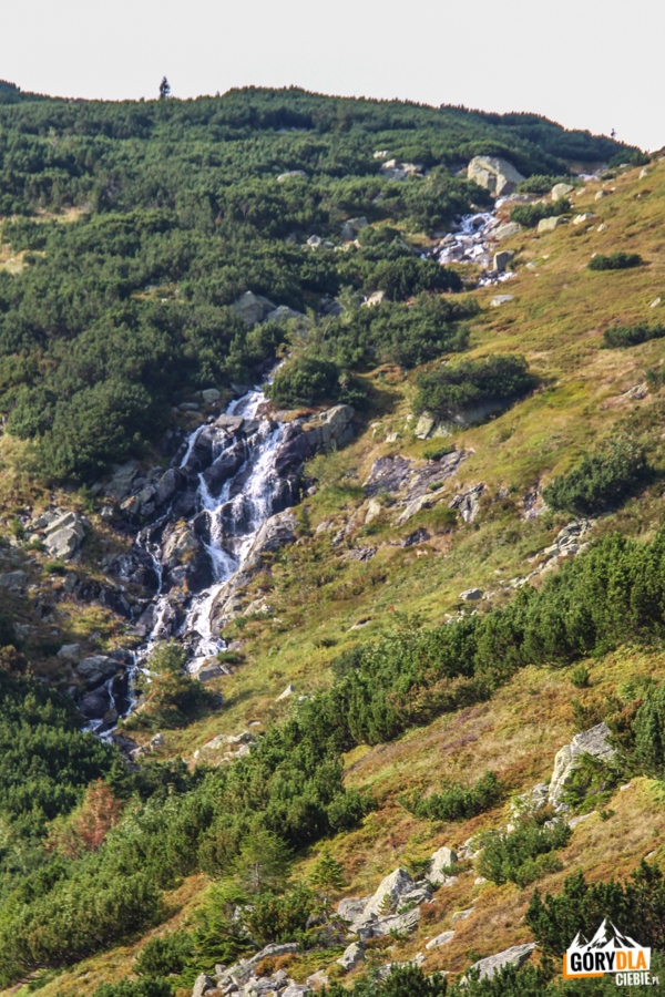 Raczkowa Siklawa (słow. Račkov vodopád)