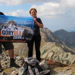"""""""Góry dla Ciebie"""" na szczycie Pachoła (2167 m)"""