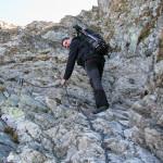 Podejście na Szpiglasową Przełęcz od 5 Stawów