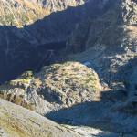 Mnichowe Stawki w Dolince za Mnichem