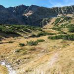 Ścieżka z Doliny Pięciu Stawów Polskich na Szpiglasową Przełęcz