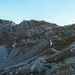 Kocioł polodowcowy pod Szpiglasową Przełęczą