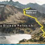 Szpiglasowa Przełęcz - schemat szlaków
