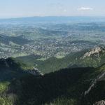Dolina Małęj Łąki i Zakopane