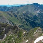 Widok w kierunku Tomanowej Przełęczy