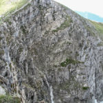 Północna ściana Ciemniaka (2096 m)